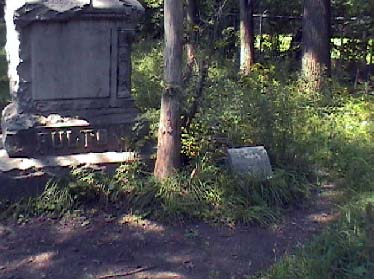 Bachelor's Grove Cemetery and Humphrey House