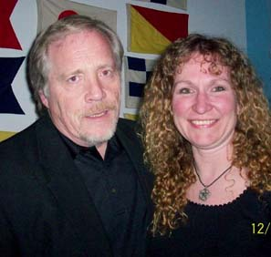 Annette and Ed Shanahan hosts of The Unexplained World radio show