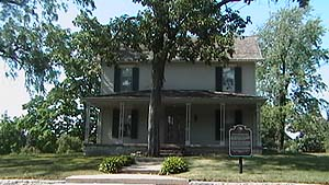 Haunted Senator Humphrey House