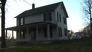 Haunted Humphrey House in Orland