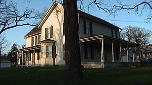 Haunted Senator Humphrey House in Orland Pk IL