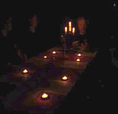 Seance with Edward Shanahan at Chicago haunted location