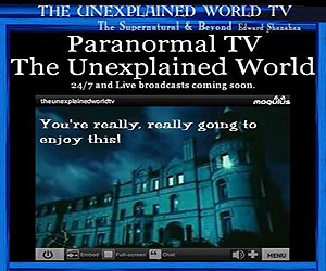 Paranormal TV 24/7 - view it here.