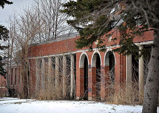 Manteno Insane Asylum Chicago Paranormal Night with Edward Shanahan